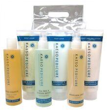 Kaeso PEDICURE Kit Gift Set - Foot Treatment, Massage, Cracked Dry Sore Feet
