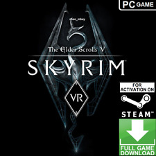 The Elder Scrolls V 5: Skyrim VR PC [KEY ONLY!] FAST Delivery! [Virtual Reality]