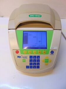 Bio-Rad MyCycler Thermal Cycler With 96 Count Well Block S5219