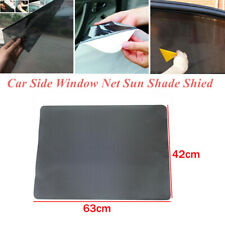 1Pair of Car Side Window Sun Visor Shade Mesh Cover Shield Sunshade UV Protector