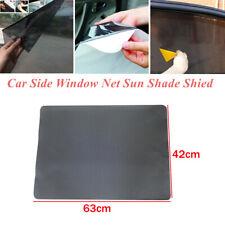 1Pair of Car Side Window Sun Visor Shade Mesh Cover Shield Sunshade UV Protector