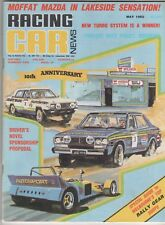 Racing Car News 1982 May Brazil Long Beach GP Elfin Laser Turbo Chev Monza SS/GT