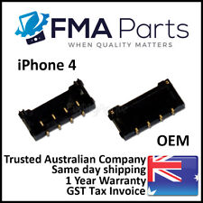 iPhone 4 Original Oem Battery Fpc Connector Clip Logic Motherboard Replacement
