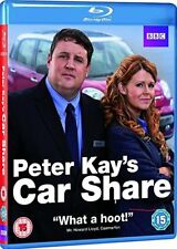 PETER KAY'S CAR SHARE - COMPLETE SERIES 1 [BLURAY] OB - NEW & SEALED