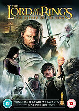 LORD OF THE RINGS RETURN OF THE KING DVD plus FREE CASE UPGRADE *