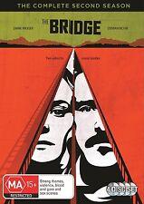 THE BRIDGE : COMPLETE SEASON 2 (Diane Kruger) -   DVD -  UK Compatible - sealed