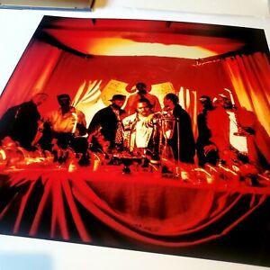 Wu-Tang Poster Raekwon Only Built 4 Cuban Linx Print 5/100 Centre Dallas Pop Up