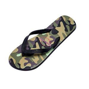 INFRADITO UOMO  MIMETICO MARE CIABATTE SANDALI Camuoflage flip flop