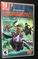 Dragons [ Dawn of New Riders ] (Nintendo Switch) NEW