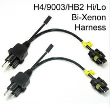 Easy Relay Harness For H4/9003/HB2 Hi/Low Bi-Xenon HID Bulbs Wiring Controller