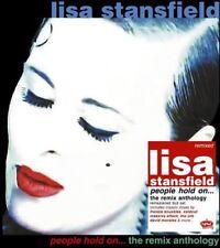 CD de musique pop Lisa Stansfield avec compilation