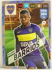Panini Adrenalyn XL FIFA 365 2018 - #022 Wilmar Barrios - Boca Juniors