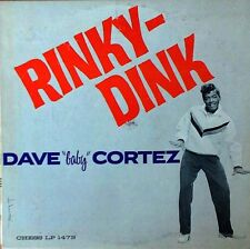 "DAVE ""BABY"" CORTEZ - RINKY DINK - CHESS LP - BLUE LABEL, VERTIGO LOGO"