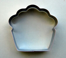 """3"""" Muffin cupcake party baking biscuit pastry metal cookie cutter"""