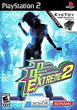 Dance Dance Revolution Extreme 2 (Sony PlayStation 2, 2005)