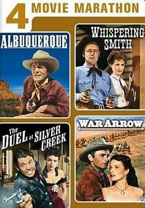 4 Movie Marathon: Classic Western Collection  (DVD, 2011) New Sealed