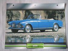 BMW 503 Cabrio Dream Cars Card