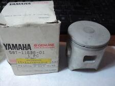 1984-87 YAMAHA YZ80 YZ 80 2ND OS PISTON .050 NOS OEM P/N 58T-11636-01-00