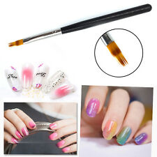 1pc Pinceau Brosse Ongle Decoration Liner Stylo Manicure Nail Art Pen outils