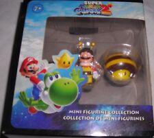 SUPER MARIO GALAXY 2 Mini Figurine Collection