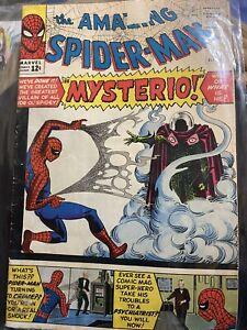 amazing spiderman #13 Mysterio