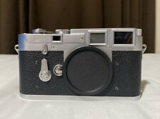 Leica M3 Double Stroke 35mm Rangefinder Camera