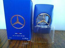 Miniature De Parfum Mercedes-Benz Man Bleu Edt 5 Ml Rare