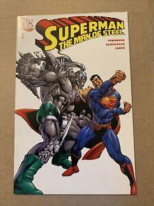 SUPERMAN MAN OF STEEL 19 RARE MATTEL GIVEAWAY PROMO VARIANT