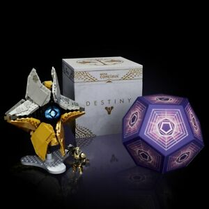 New SDCC 2017 Exclusive Destiny Mega Construx Iron Song Ghost Shell
