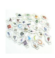 NFL Oval Charms Paracord Bracelet Shoelace One of each Team Jewelry Charm L@@K