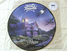KING DIAMOND them.. picture disc...METAL BLADE.COME 3984-250561 years 2018