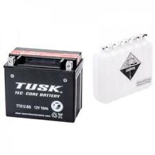 Tusk Tec-Core Battery with Acid TTX12BS Maintenance-Free ARCTIC CAT 250 2x4 2006