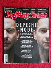 ROLLING STONE MAGAZINE 114/2013 Depeche Mode Flaming Lips Gianna Nannini No cd