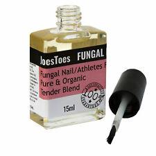 Fungal Nail Treatment - Anti Fungus Toe Nails Tender Blend Natural JoesToesⓒ