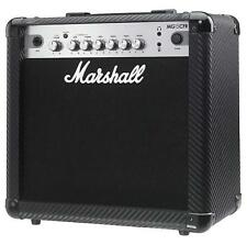 Marshall MG15CFR MG Series 15-Watt Guitar Combo Amp Amplifier w/ Reverb