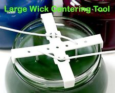 50 Pack of Large Wick Centering Tools - Candle Making - Free Shipping