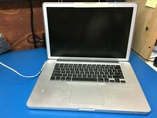 """Apple MacBook Pro 15"""" early 2011 A1286 2.0GHz i7 unibody For parts"""