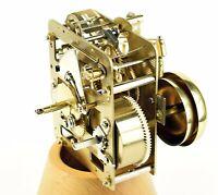 HERMLE UHRWERK Federaufzug Doppelglocke f Tischuhr Kaminuhr Uhr Uhrmacher clock
