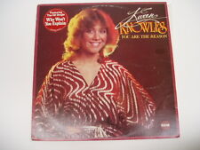 Karen Knowles - You Are The Reason -  OZ LP record