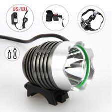 3000 Lumen CREE XML T6 LED Bicycle bike HeadLight Lamp Flashlight Light Headlamp