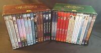 A&E Literary Classics The Romance Collection DVD Collectors Boxed Sets Vol.1 + 2