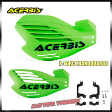 PARAMANI ACERBIS X FORCE X-FORCE CROSS ENDURO MOTARD VERDE + KIT MONTAGGIO