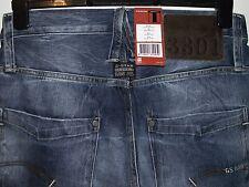 G-Star raw victor straight fit jeans W30 L34