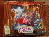 Super Deluxe 1000 Piece Cinderella Limited Edition Puzzle FREE P&P