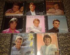 CLAUDE FRANCOIS RARE LES 8 CD DE L INTEGRALE 1962/1972