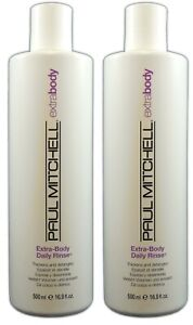 Paul Mitchell Extra Body Daily Rinse 16.9oz Pack of 2