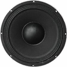 "Bass Speaker Soundlab 10"" Black High Quality 300w L041B"