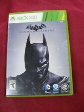 Batman: Arkham Origins & Arkham city 2 disc - Xbox 360 Game