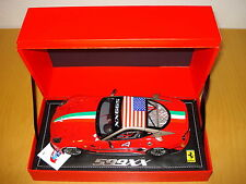 "►BBR 1/18 Ferrari 599XX ""Homestead Miami (USA, Florida) 2010"" - N°4◄"
