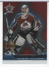 PATRICK ROY 2001-02 PACIFIC VANGUARD # 26 PREMIER DATE 83 MADE AVALANCHE MINT